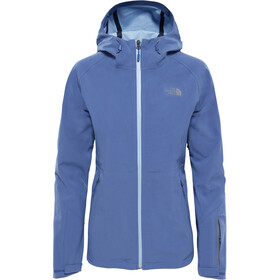 The North Face APEX Flex GTX Shell Jacket Dame coastal fjord blue